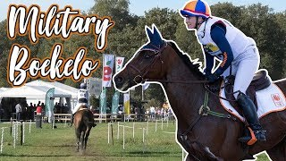 MILITARY BOEKELO 3* CROSS! | Vlog #72