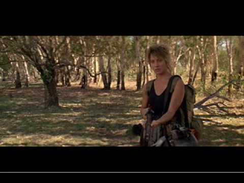 Crocodile Dundee recut trailer - Recut as horror