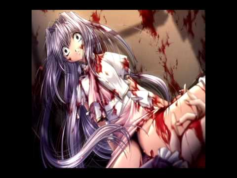 Creepy Anime Music Bloody Anime Music Box