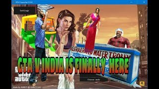 Finally GTA V India | Bhai the Gangster |Android GamePlay | Funny GamePlay | Finestly |