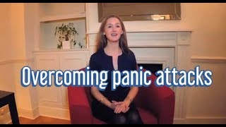 Overcoming Panic Attacks with Psychologist Dr Becky Spelman at Private Therapy Clinic London