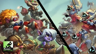 Mechs vs Minions Extended Gameplay