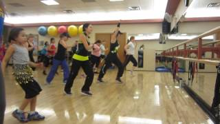 Sheris' Zumba - the salsa gangsta