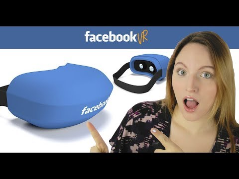 Oculus Rift No More - Now Facebook for Your Face