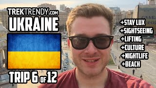 ENGLISH LAD GOES TO UKRAINE - Country #6 of 12