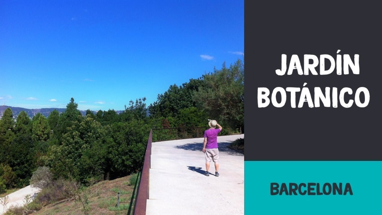 El jard n bot nico de barcelona the barcelona botanic - Botanic meubles de jardin ...