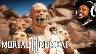 MK11 GAMEPLAY MADE MY HEADPHONES FLY OFF lol | Mortal Kombat 11