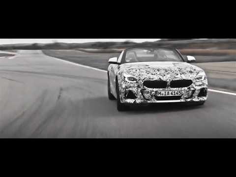 2019 BMW Z4 Roadster Teaser