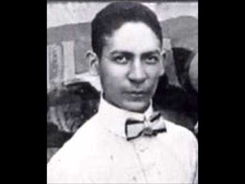 Jelly Roll Morton - The Old Piano Roll Blues