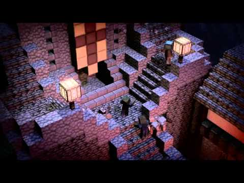 Custom Captains Sparkle Parody. (Mineshaft Fallen Kingdom and...