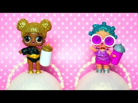 Две САМЫЕ РЕДКИЕ Куклы ЛОЛ ГЛИТТЕР СЕРИИ в одном видео // LOL GLITTER SERIES // Обзор от Ильмар 0507