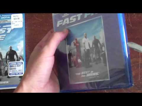 Fast Five BluRay Unboxing.mov