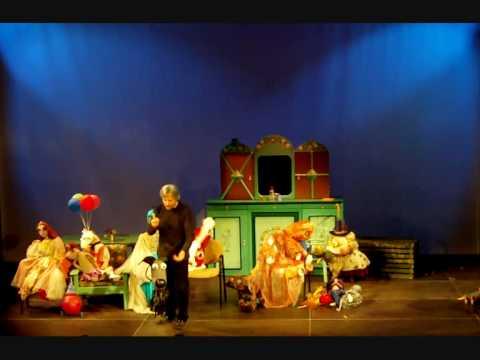 LLekcja Teatralna Bydgoski Teatr Lalek Buratino Cz 5