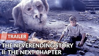 The Neverending Story II: The Next Chapter 1990 Trailer