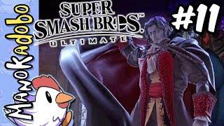 Symphony of the Fight! - Super Smash Bros Ultimate (World of Light) - PT 11 | ManokAdobo Stream
