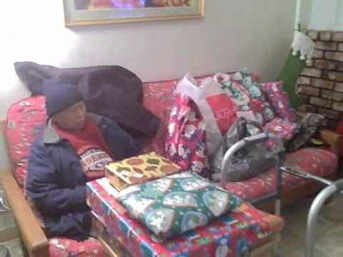 Romero Family Christmas Part 4
