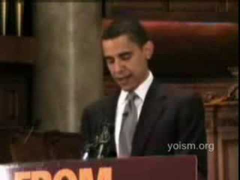 Barack Obama On The Importance Of A Secular Government