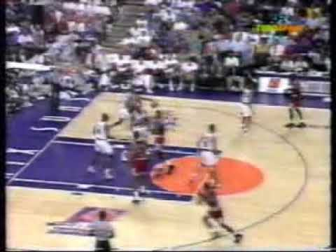93 NBA Finals  Suns x Bulls - Game 1 Dunk Mix