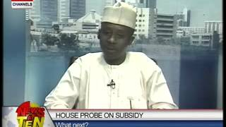 Interview with Farouk Lawan on Oil Subsidy probe