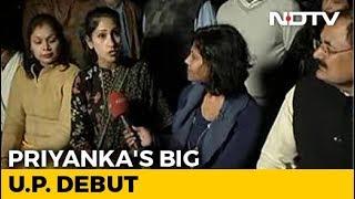 Will Priyanka Gandhi Vadra Be A Game Changer In UP?