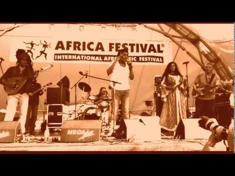 Dissidenten & Mohamed Mounir @ Africa Festival Würzburg/ Germany 2015 - El Leila Ya Samra
