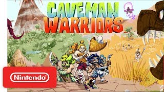 Caveman Warriors - Free Your Inner Caveman! - Nintendo Switch