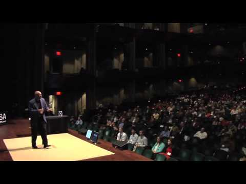 TEDxNASA - Willie Jolley - Turning Setbacks Into Comebacks