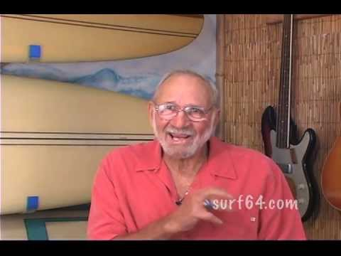 Dick Catri Surfing Interview - 11/11/2010