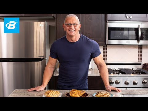 Chef Robert Irvine's Healthy Chicken Recipes 3 Ways thumbnail