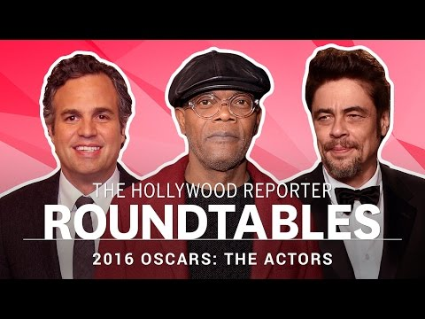 Will Smith, Samuel L. Jackson, Mark Ruffalo and More Actors on THR's Roundtables | Oscars 2016