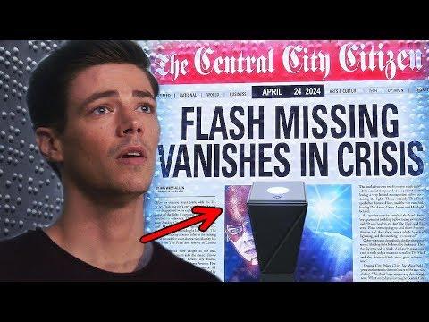 ЧТО СЛУЧИЛОСЬ С ГАЗЕТОЙ БУДУЩЕГО?! [Теории] / Флэш | The Flash