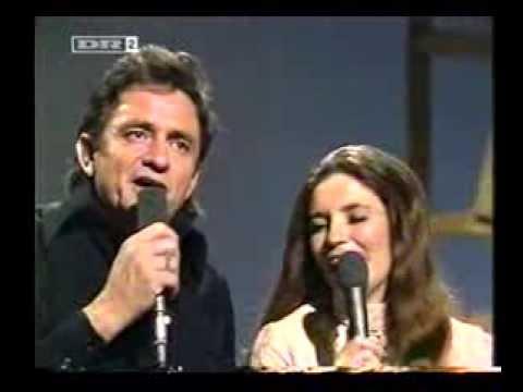 Johnny Cash June Carter Help Me Make It Through The