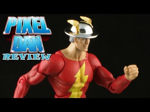 DC Universe Club Infinite Earths Golden Age Flash Figure Review