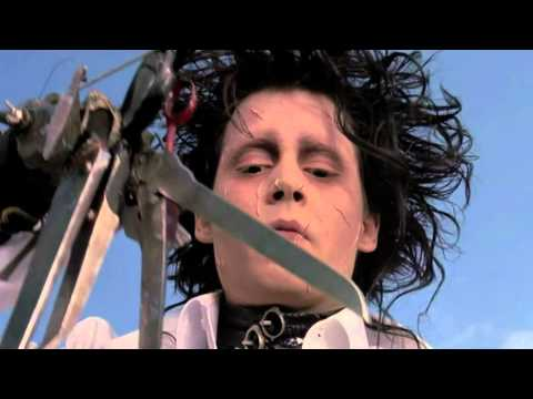 Edward Scissorhands for WKND