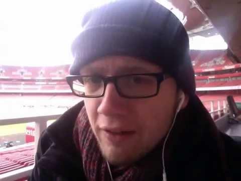On the Whistle - Arsenal 4-1 LFC