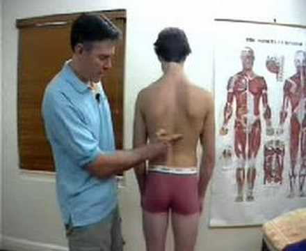 0 Diagnosing Back Pain using visual means