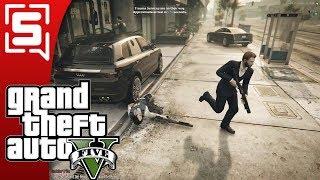 [Strippin] Grand Theft Auto V RP : Agent Colde FIB