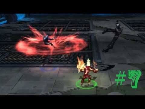 Ben 10 Omniverse - PS3 - Walkthrough Part 7 - Technical Difficulties