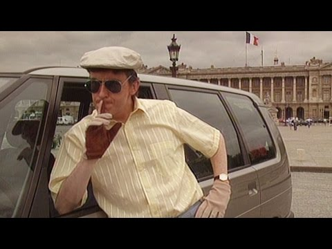 Alan's Fashion Line - A Partridge In Paris - Knowing Me Knowing You - BBC
