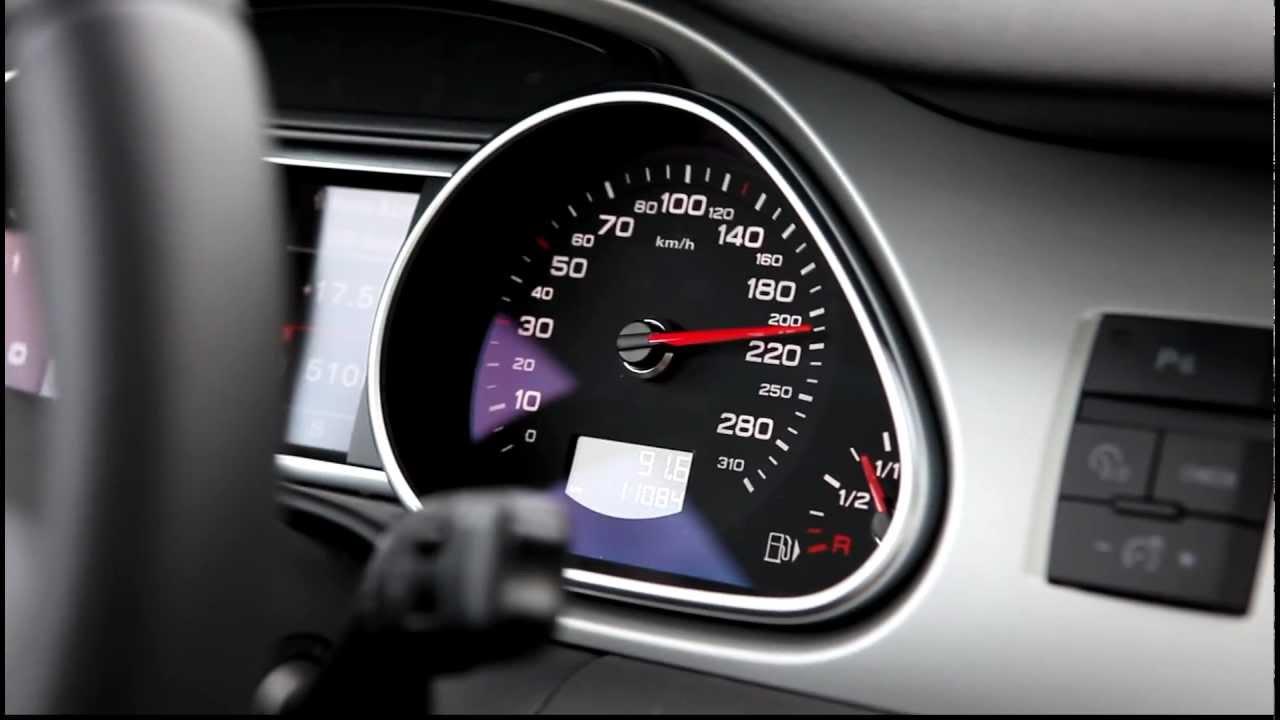 Audi Q7 V12 5 0 Tdi 0 260km H Acceleration