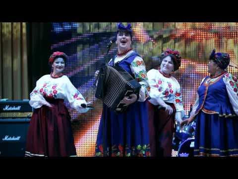 Наталя Фаліон та гурт Забава - Везу з поля буряки(HD)