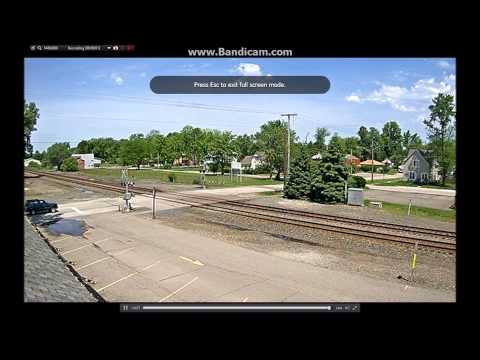 PURE NS & AMTK RailStream Action w/ NS 1073, OCS, NS 911, & More! June 10, 2015