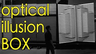 The Box - Mind Blowing Optical Illusions