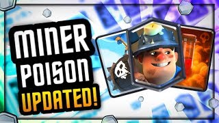NEW MINER META (Skeleton Barrel is OP!) :: Clash Royale Best Deck Series
