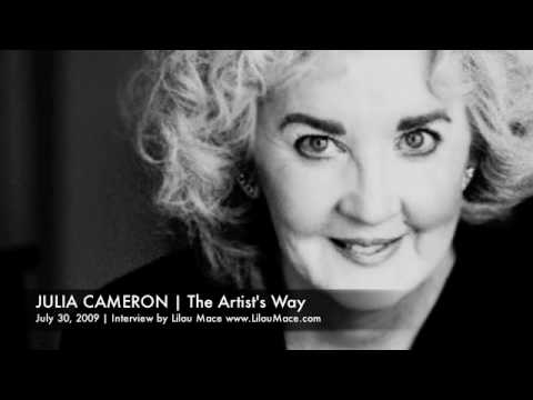 An icon: Julia Cameron shares her tools to develop Spirituality & Creativity