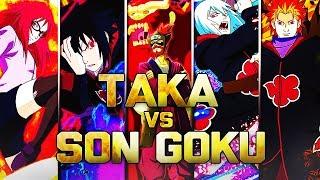** CAN TAKA TAKE DOWN 4 TAILS SON GOKU ? * | ** Naruto Ultimate Ninja Blazing *