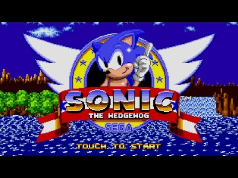 Top 10 Sonic The Hedgehog Games video