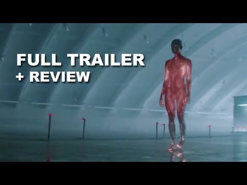 The Machine 2014 Official Trailer + Trailer Review : Hd Plus video
