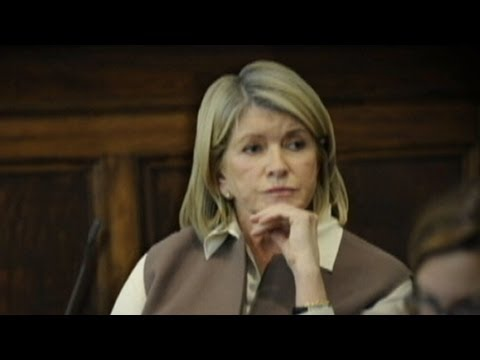 Martha Stewart Is Back ... and in Court Again
