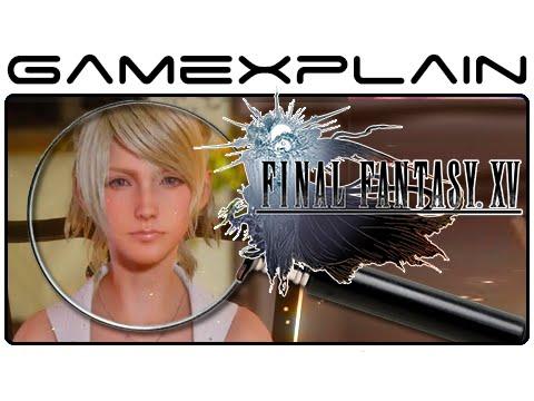 Final Fantasy XV TGS 2014 Trailer Analysis Secrets Hidden Details